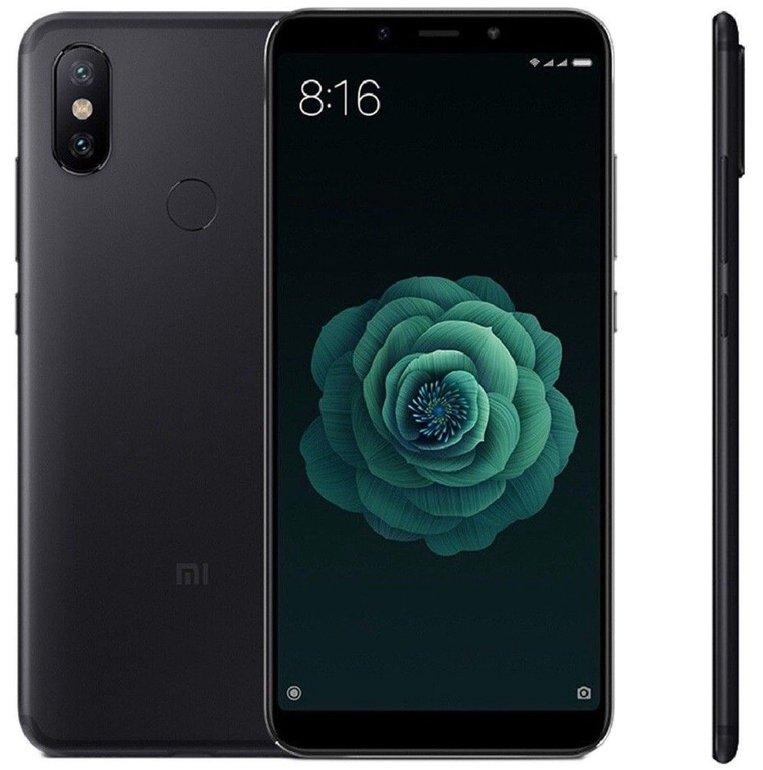 Xiaomi Mi A2 in Schwarz mit 64GB Speicher für 134,99€ inkl. Versand (statt 160€)