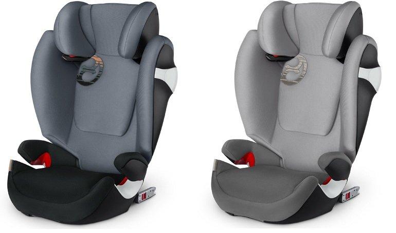 cybex Gold Kindersitz Solution M-fix