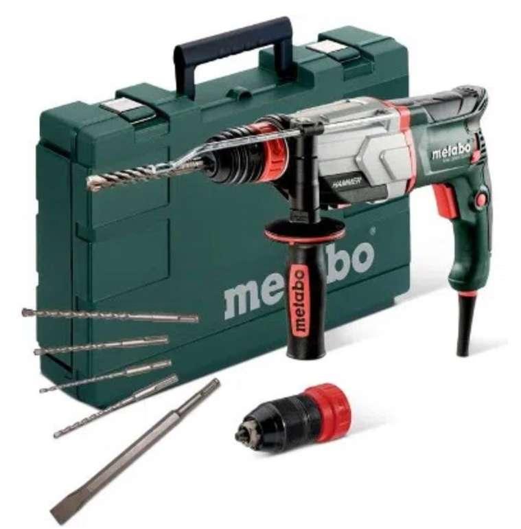 Metabo KHE2860 Quick Kombihammer mit 880 Watt, Zubehör und Koffer für 155,96€ (statt 190€)