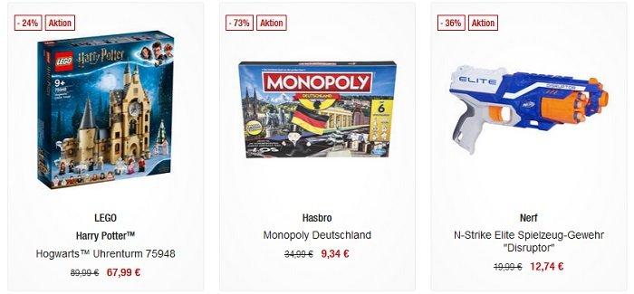 Spielwaren Sale bei Galeria Kaufhof 2