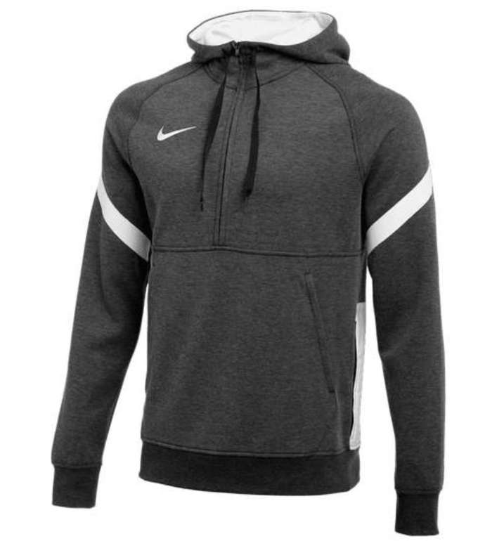 Nike Kapuzenpullover Strike Fleece 1/2-Zip (versch. Farben) für je 38,95€ inkl. Versand (statt 48€)