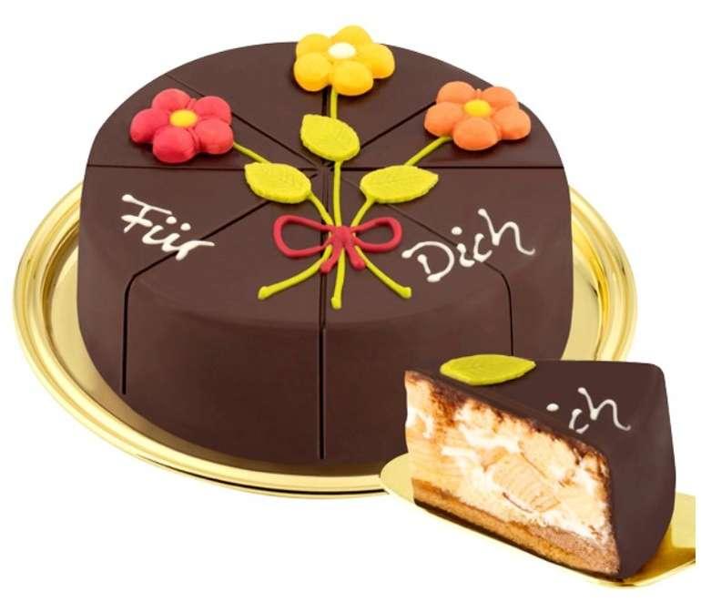 """Exklusiv: Dessert-Baumkuchentorte """"Für Dich"""" für 26,59€ inkl. Versand (statt 32€)"""