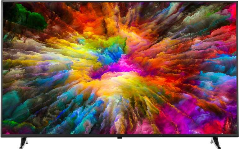 "Medion Life X16506 - 65"" Smart TV (LED Backlight, Triple Tuner, 4K) für 489,95€ inkl. VSK"