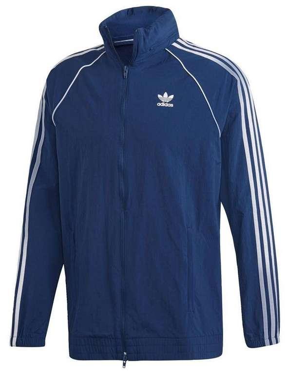 "Adidas Originals Übergangsjacke ""SST Windbreaker"" für 29,67€ (statt 40€)"