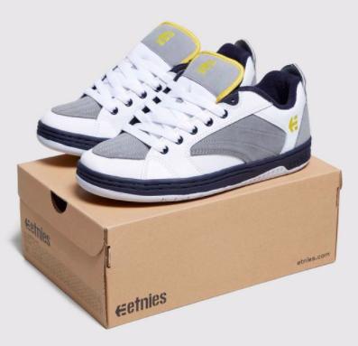 Etnies Czar Herren Sneaker (Skater-Schuh) für 34€ inkl. Versand (statt 69€)