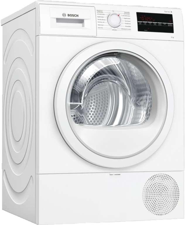 Bosch WTR85T30 Wärmepumpentrockner (8,0 kg, A++) für 469€ inkl. Versand (statt 580€) - Newsletter!