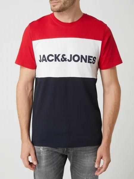 """Jack & Jones T-Shirt """"Elogo"""" aus Baumwolle in 3 verschiedenen Farben für 7,49€ inkl. Versand (statt 14€)"""