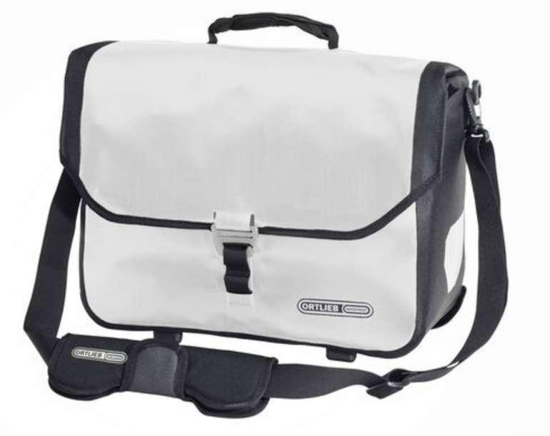 Ortlieb Radtasche Downtown 2 weiß/schwarz für 79,94€ inkl. Versand (statt 104€)