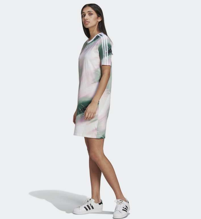 Adidas Originals T-Shirt-Kleid für 19,20€ inkl. Versand (statt 34€) - Creators Club
