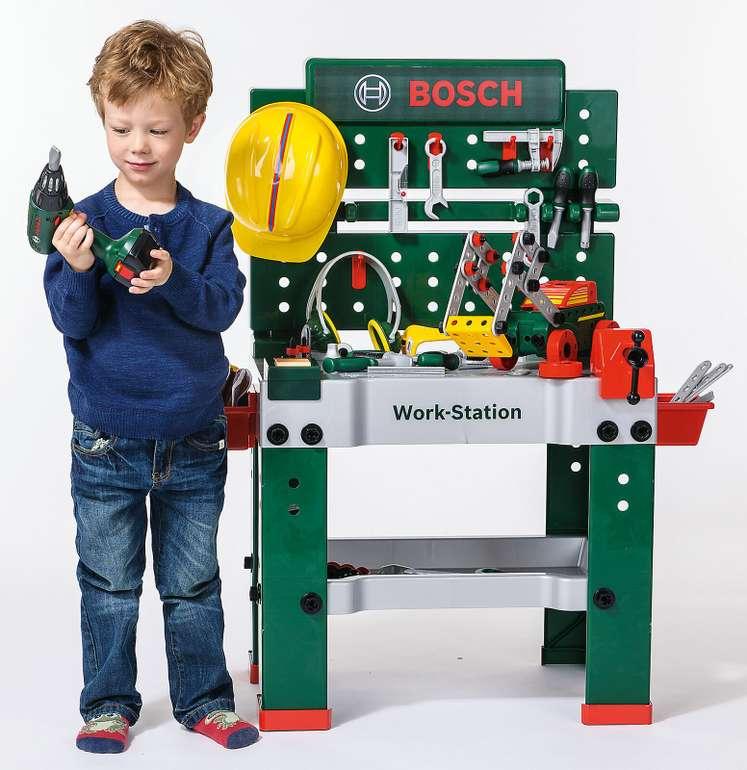 Klein toys Werkbank Nr. 1 (8485) für 86,69€ inkl. Versand (statt 96€)