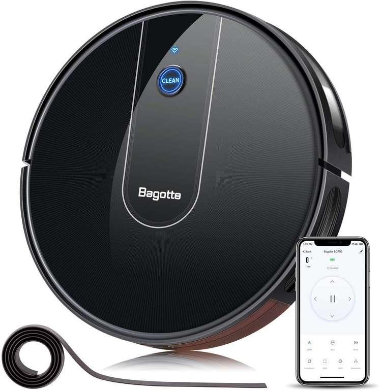 Bagotte BG700 Saugroboter mit Wischfunktion (3-in-1, 100 Min Laufzeit) für 119,99€ inkl. Versand (statt 220€)