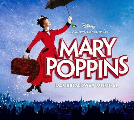 Mary Poppins Musical Tickets in Hamburg ab 50€ (statt 110€) - bis August 2019!