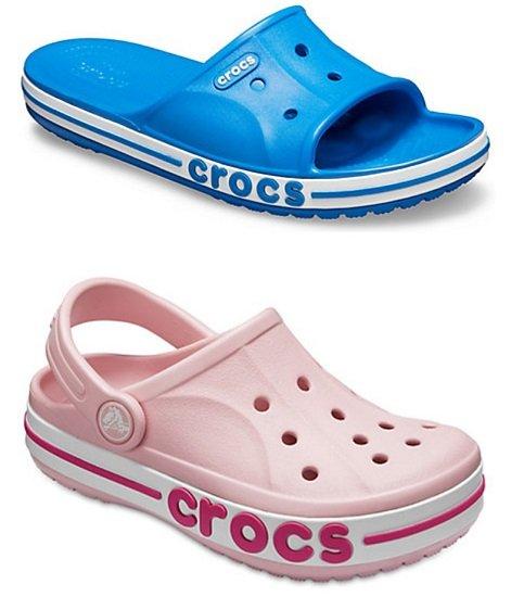 Crocs: 2 Paar für 40€ inkl. Versand - knapp über 37 Modelle zur freien Auswahl!