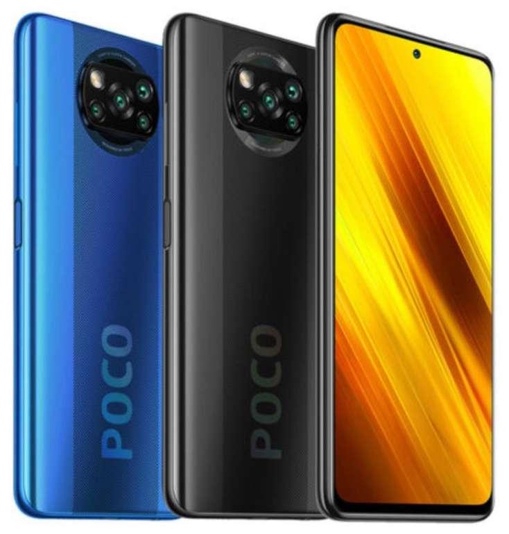"POCO X3 NFC - 6.67"" (Snapdragon 732G, 120 Hz, 5160mAh, 33W Fast Charge) für 188€ + Testbericht!"