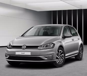 Privat- & Gewerbeleasing: VW Golf Trendline (116 PS) für 19€ monatlich (LF 0,08)