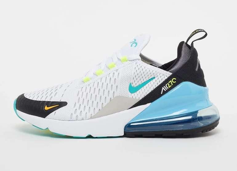 Nike Air Max 270 (GS) Sneaker für 64€ inkl. Versand (statt 110€)