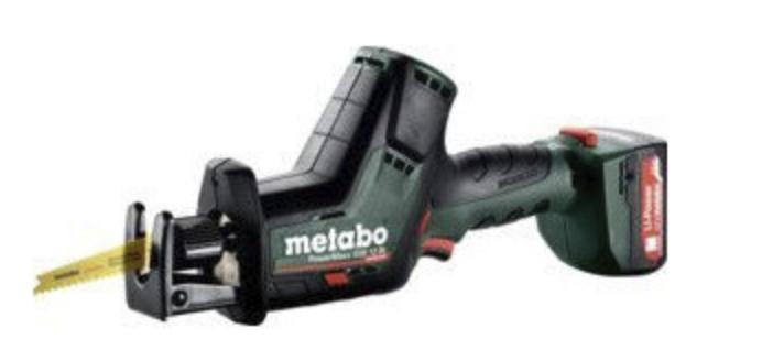 Verschiedene Metabo-Geräte bei iBood z.B PowerMaxx SSE 12 BL Säbelsäge für 175,90€ inkl. Versand (statt 298€)