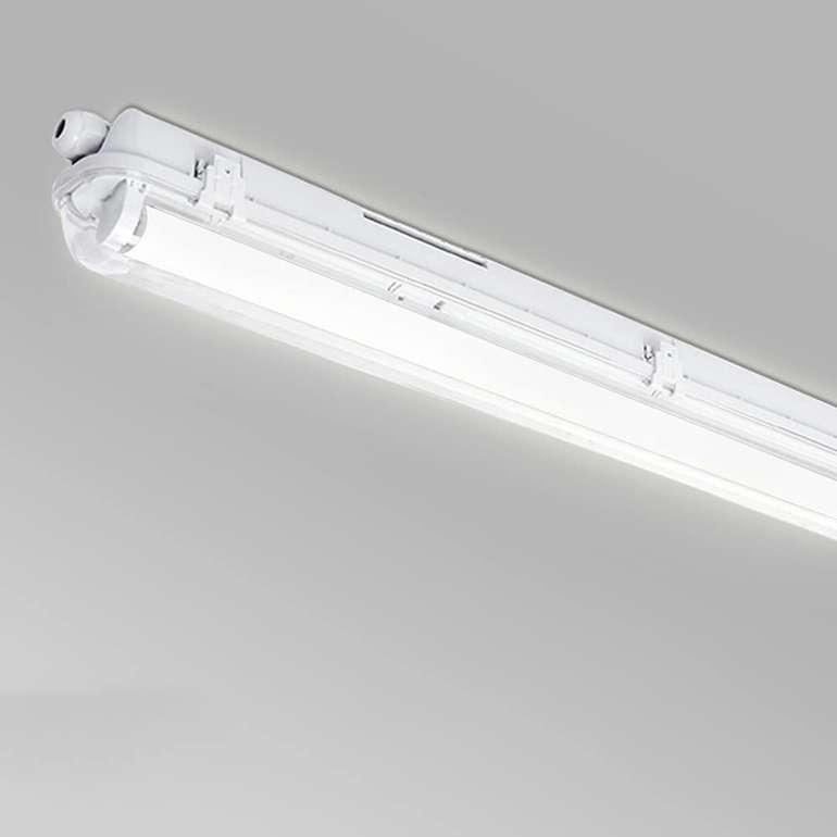 Lueigmo LED Feuchtraumleuchte in vielen Varianten z.B.: 1 Led Röhren, 60 cm für 13,99€ inkl. Prime Versand (statt 20€)