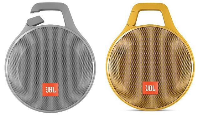 JBL Clip+ Bluetooth-Lautsprecher in versch. Farben für 18,95€ inkl. Versand