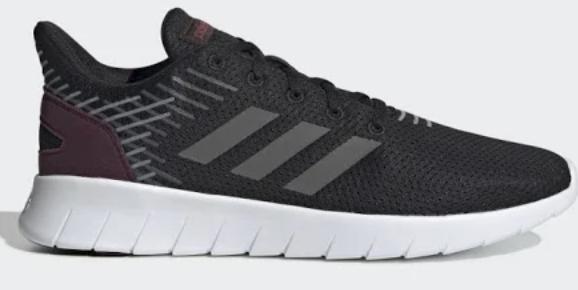 Adidas Asweerun Laufschuhe in rot-schwarz für 32,97€inkl. Versand (statt 44€)