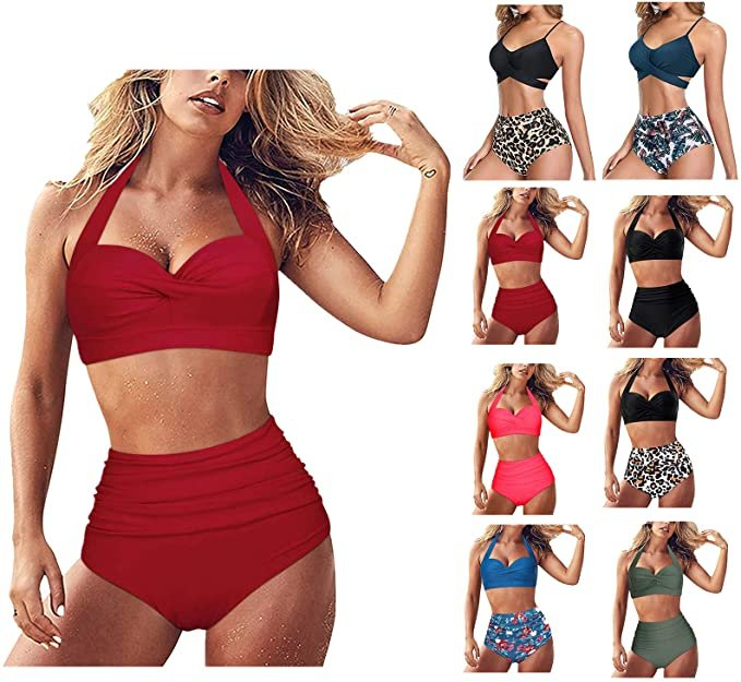 Koperras Damen Bikinis ab 7,99€ inkl. Versand (statt 10€)