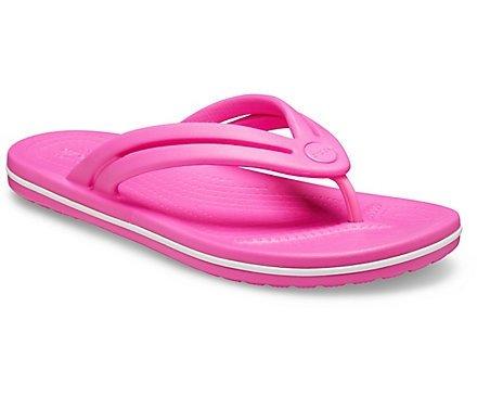 Crocs: ausgewählte Modelle bis zu 50% reduziert + VSK frei z.B. Women's Crocband Flip für 17,99€ inkl. Versand