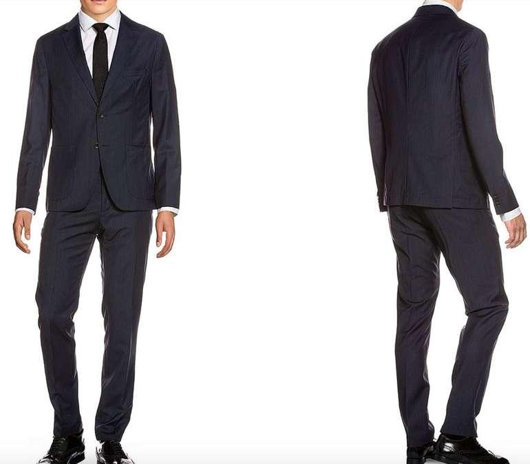 Tommy Hilfiger Anzüge aus Schurwolle (Tailored Fit) für je 206,85€ inkl. Versand (statt 300€)