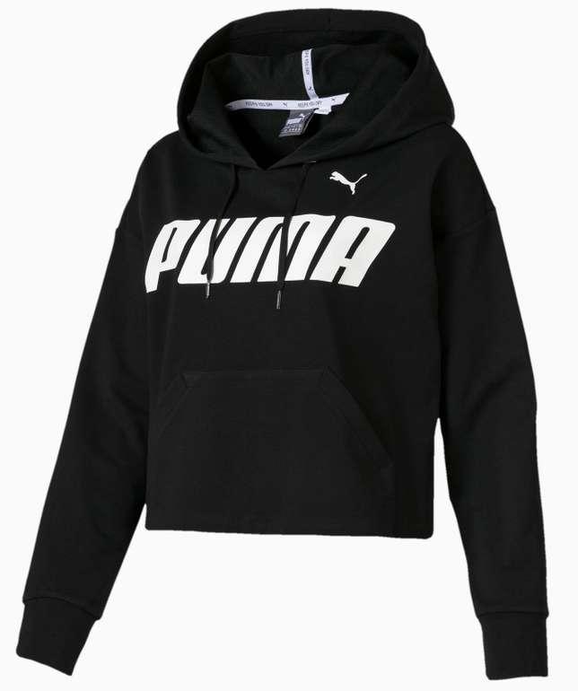 Puma Modern Sports Damen Hoodie in weiß oder schwarz für 25,89€ inkl. Versand (statt 48€)