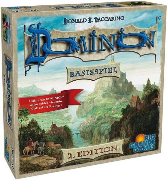 Dominion Basisspiel 2. Edition für 26,99€ inkl. Versand (statt 36€) -  Thalia Club