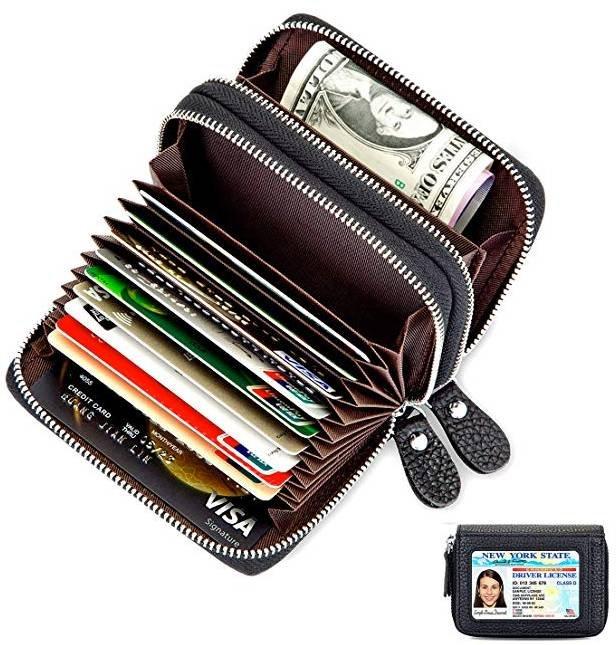 Lebexy Geldbeutel mit RFID Schutz für 7,99€ inkl. Prime Versand (statt 14€)