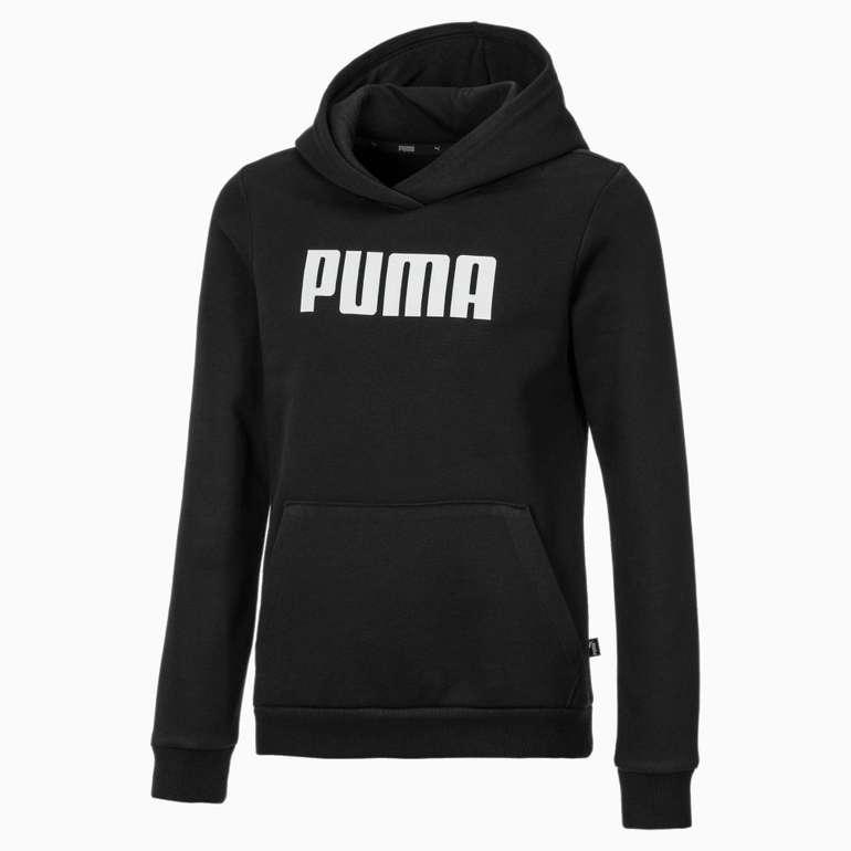 Puma Essentials Mädchen Fleece Hoodie für 13,96€ inkl. Versand (statt 20€) - Restgrößen