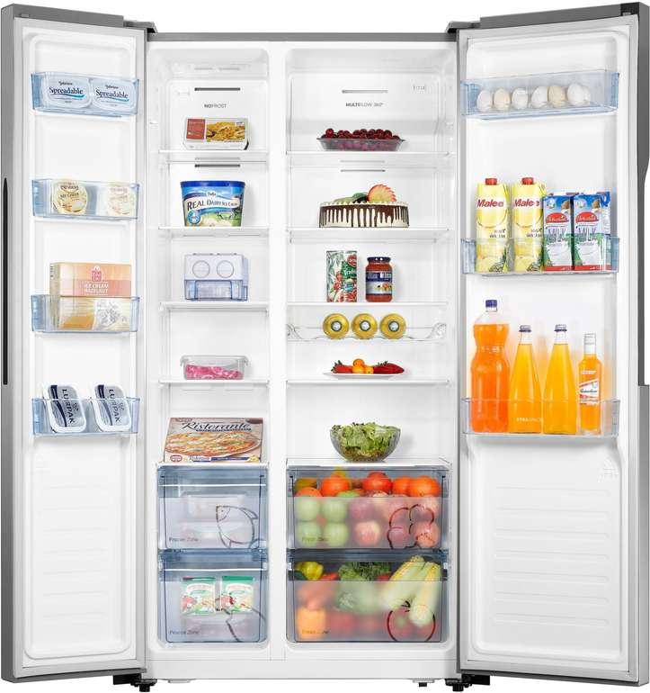 Gorenje NRS 9181 MX Side-by-Side Kühlschrank mit A+ & NoFrost für 464,05€ inkl. VSK (statt 605€)