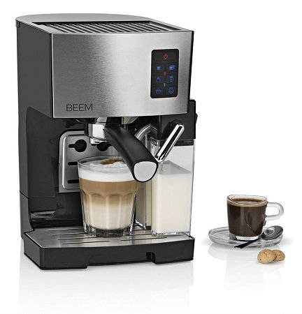 Beem Classico Espresso-Siebträgermaschine für 71,91€ inkl. Versand (B-Ware)