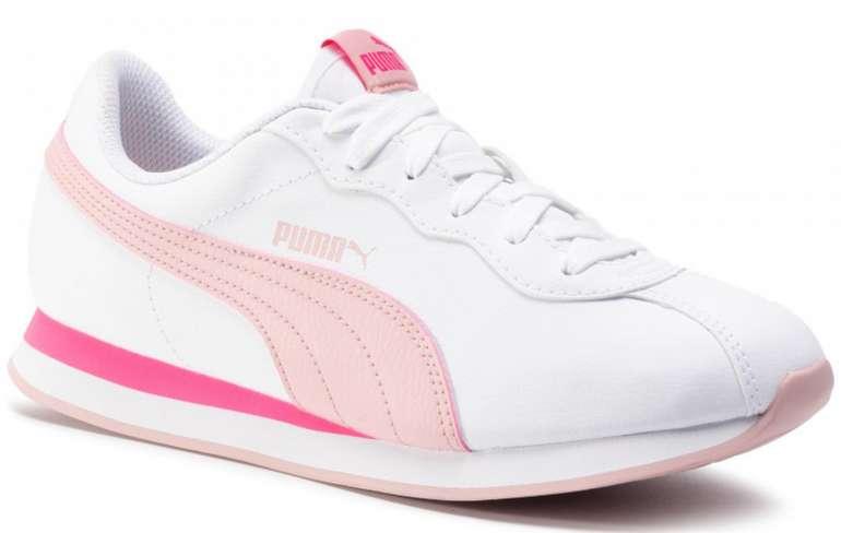 Puma Turino Damen Sneaker in Rosa ab 33€ inkl. Versand (statt 65€)