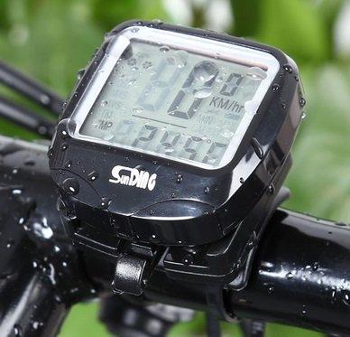 SunDing - 568AE wasserfester Fahrradcomputer für 2,74€ inkl. Versand