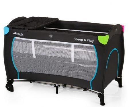 Hauck Kombi-Reisebett Sleep'n Play Center Multicolor Black für 49,99€ inkl. VSK