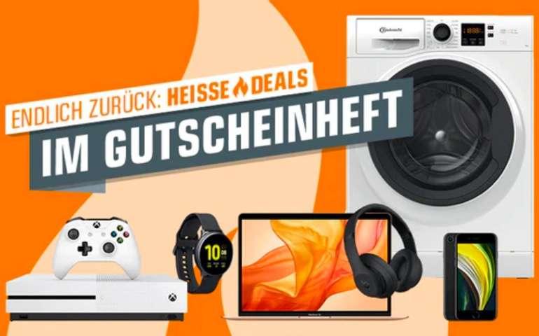 Saturn Gutscheinheft Aktionen: z.B 3x Hue SmartPlug für 47,77€ inkl. Versand (statt 82€)