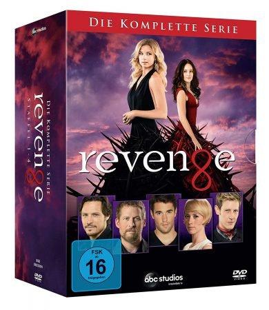 Revenge - Die komplette Serie (24 DVDs) für 29,99€ inkl. Versand (statt 52€)