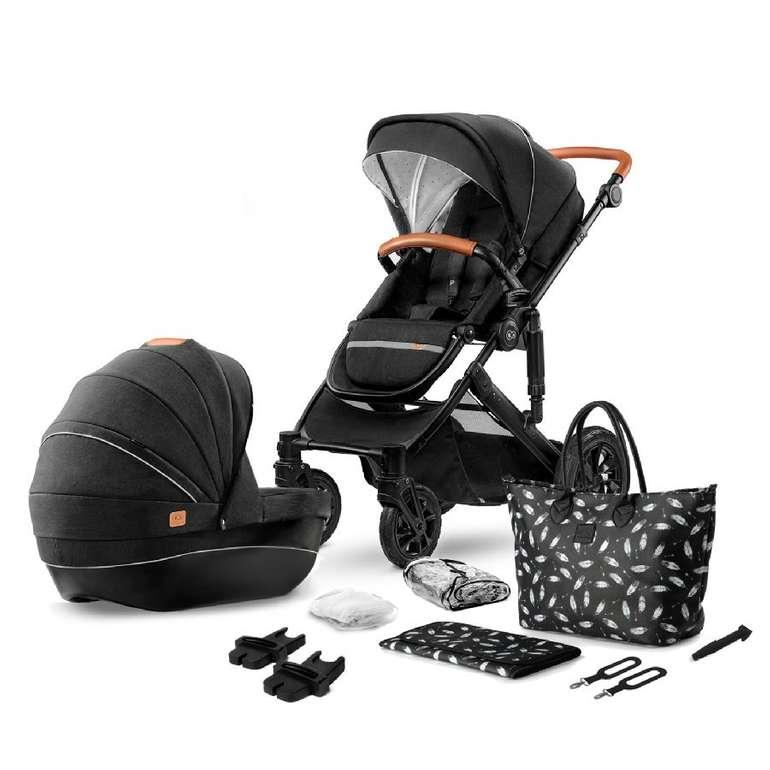 Kinderkraft Kinderwagen Prime 2020 2 in 1 Black für 345,79€ inkl. Versand (statt 399€) + 10-fach babypoints