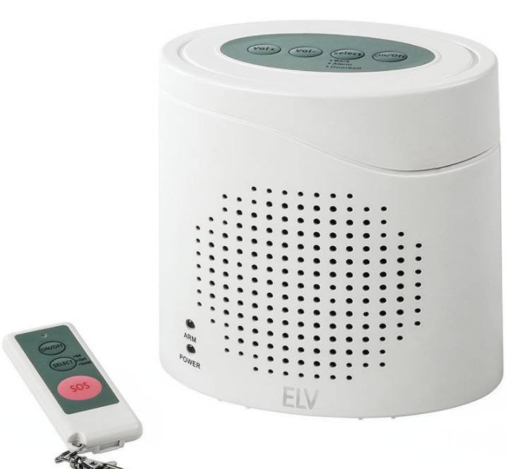ELV elektronischer Wachhund EW 2.0 mit Radarsensor für 34,95€ inkl. Versand