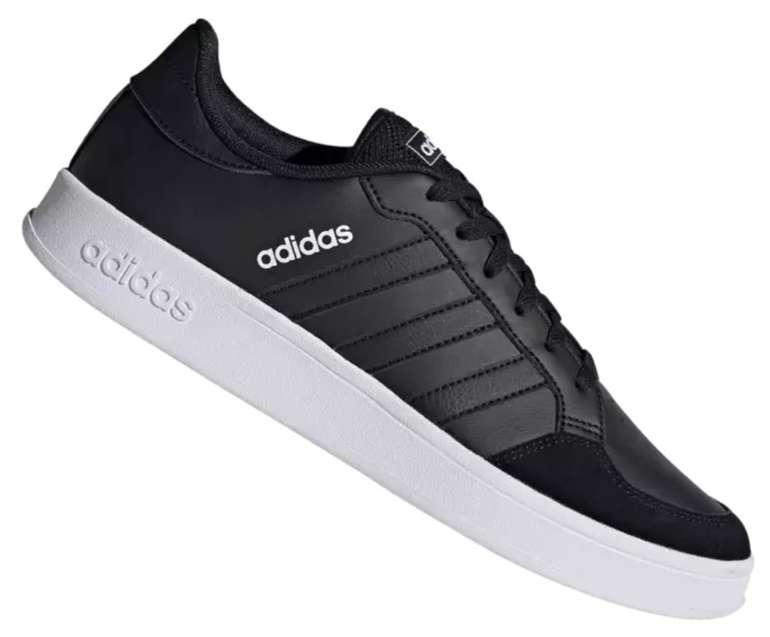Adidas Freizeitschuh Breaknet in schwarz für 32,95€ inkl. Versand (statt 44€)