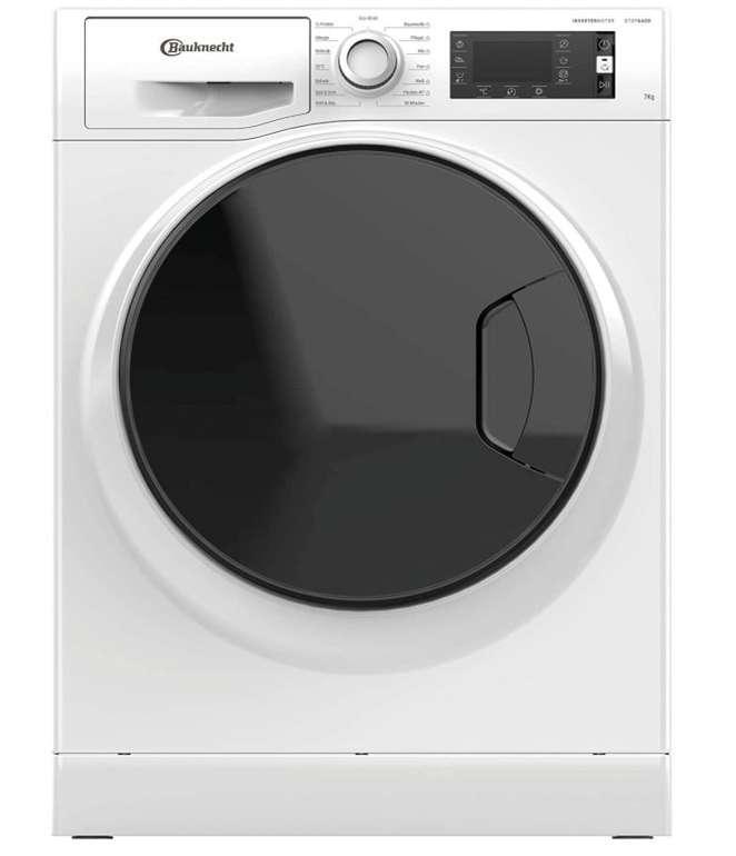 Amazon Prime Day: Bauknecht W Active 722 C - 7kg Frontlader Waschmaschine für 319€ (statt 389€)