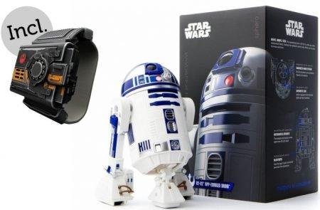 Sphero Star Wars R2D2 Appgesteuerter Droide + Force Armband für 56€ (statt 83€)