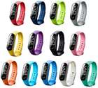 Osyard Unisex LED Digital Uhr in 13 Farben für je 2,99€ inkl. Versand (statt 4€)
