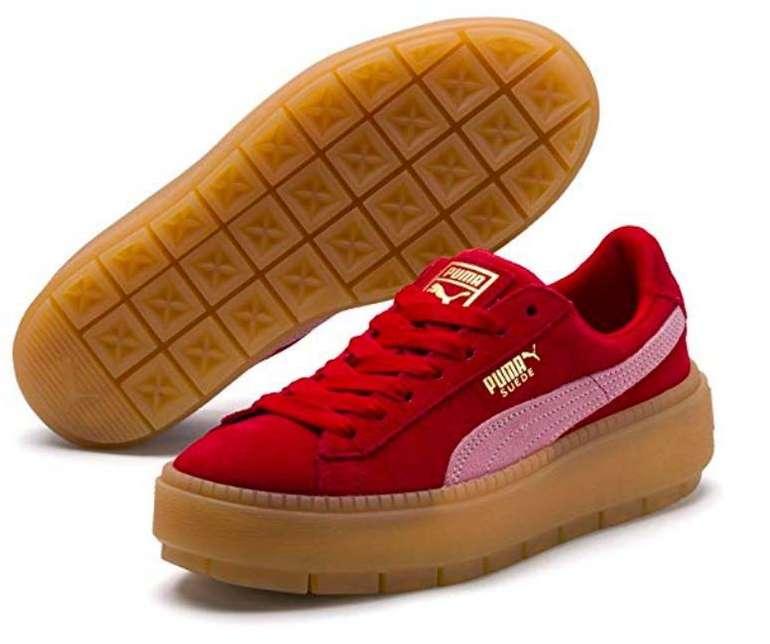 Puma Damen Sneaker Platform Trace für 25€ inkl. Versand (statt 50€)