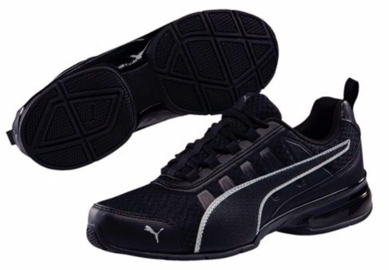 Puma Leader VT Mesh Herren Sneaker (Gr. 40 bis 48,5) für 29,99€ inkl. Versand