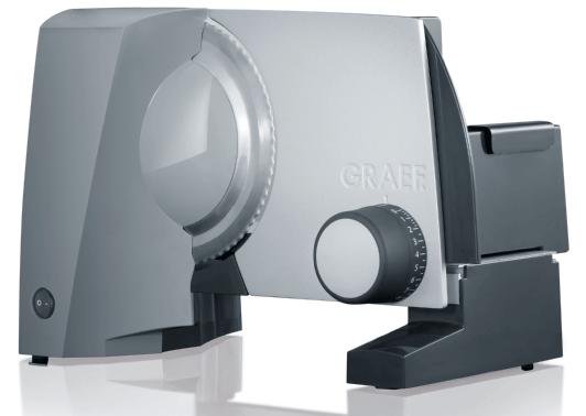 Allesschneider Graef G52 + Schinkenmesser für 89,99€ inkl. Versand (statt 119€)
