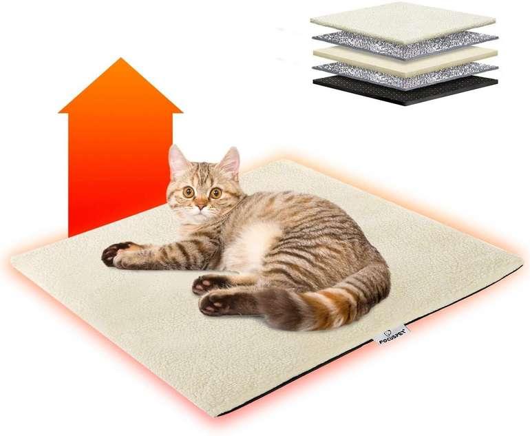 Focuspet Katzen Wärmedecke (60 x 45 cm) für 8,44€ inkl. Prime Versand (statt 17€)