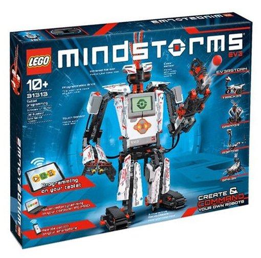 Lego Mindstorms EV3 31313 (in Kürze EOL) für 249,99€ inkl. Versand (statt 280€)
