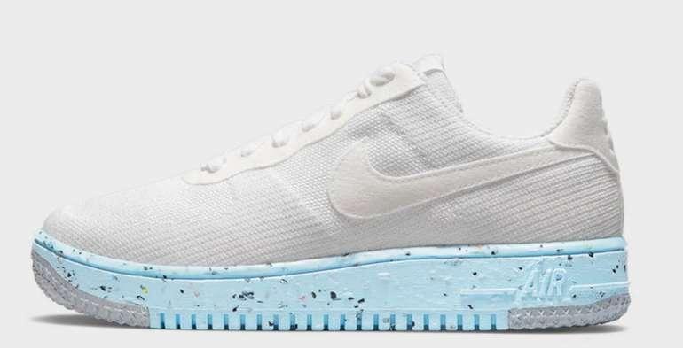 Nike Air Force 1 Crafter Flyknit Damen Sneaker in Grau für 53,99€inkl. Versand (statt 89€) - 36 bis 38!